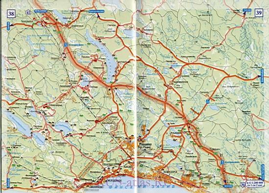 М10 от Санкт-Петербурга до