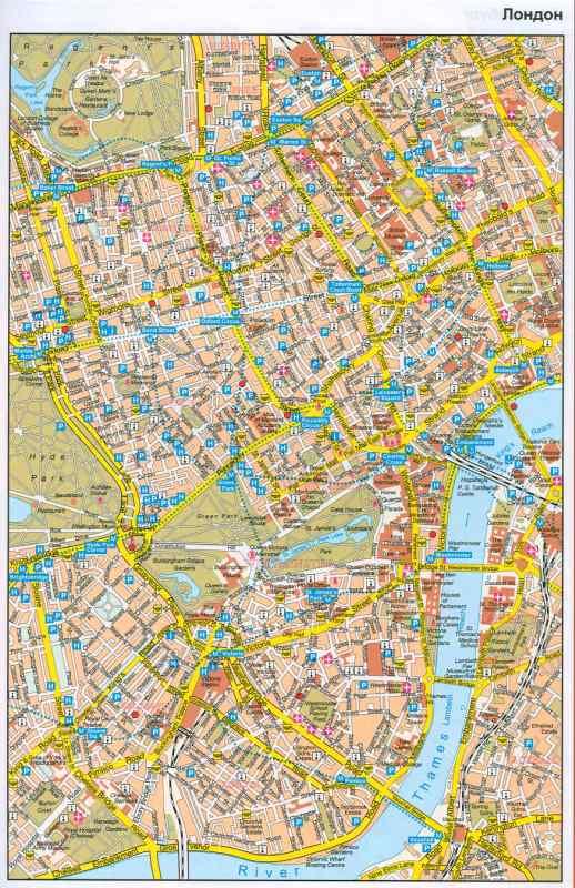 Англия карта столицы англии лондона