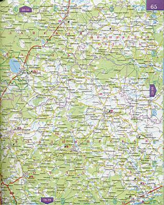 Карту Ярославской Области Jpg