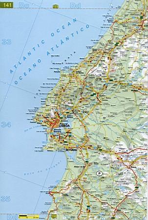 Португалия - автомобильная карта. Большая очень подробная ...: http://map-auto.ru/283458.html